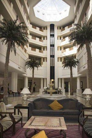 Saphir Palace & Spa: Hall