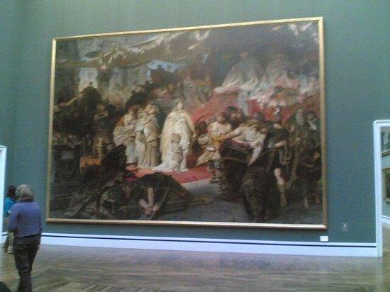Neue Pinakothek: Che bellezza!