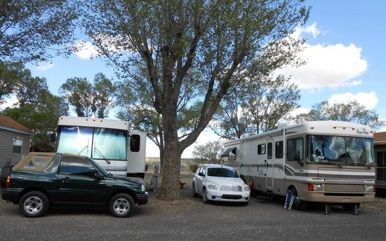 Casa Malpais RV Park: Spaces