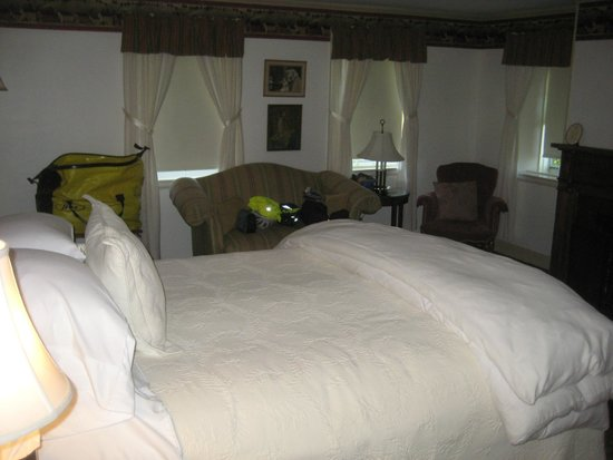 Blue Hill Inn : Bedroom
