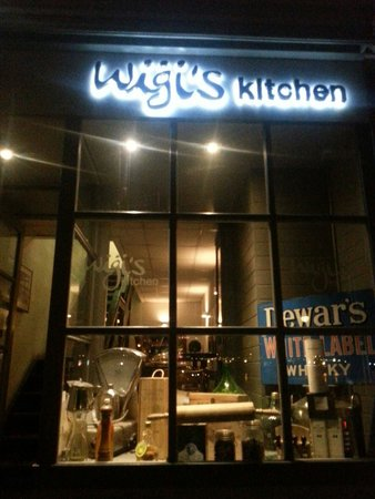 Wigi's Kitchen: Best restaurant in st julians by far