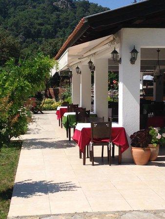 Sultan Palas Hotel: dining area