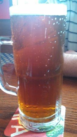 Cactus Jack's: House beer