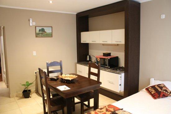 Costa Iguazu Apart Hotel: soggiorno