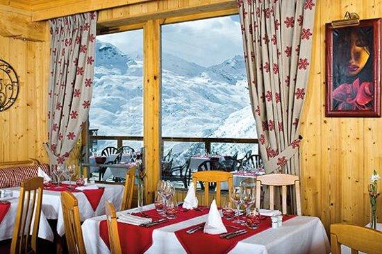 L'Ours Blanc Restaurant : Restaurant