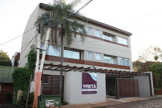 Costa Iguazu Apart Hotel: esterno