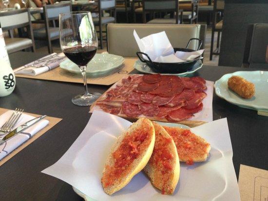 Paella's y mas: Tabla de Ibericos