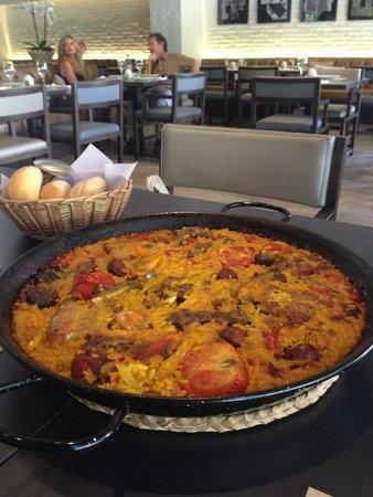 Paella's y mas: La Paella en su punto