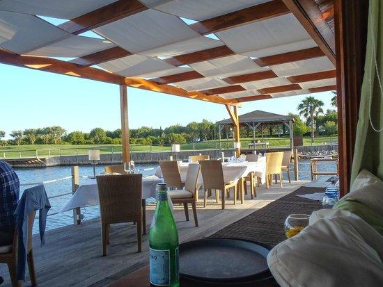 Blue & Green The Lake Spa Resort: Mare Nostrum Restaurant