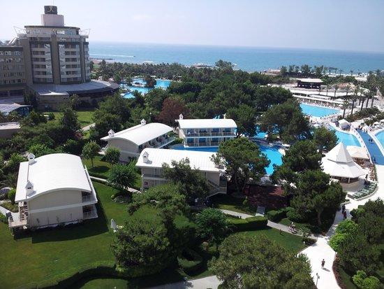 Titanic Beach Lara Hotel : View