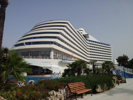 Titanic Beach Lara Hotel : Hotel