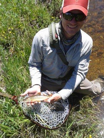 Estes Angler: Cody from Estes Park Angler