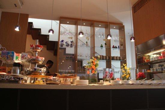 Residenza Ae Ostreghe: Breakfast room