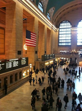 Grand Central Terminal: Grand Central Station