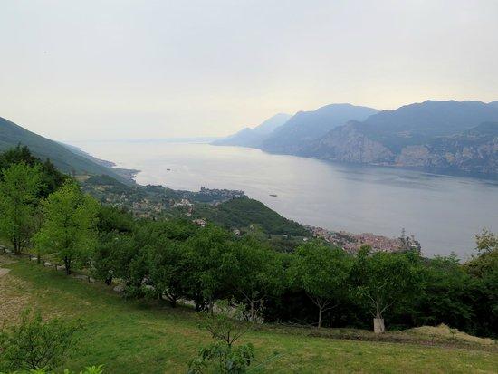 "Locanda Montebaldo: A real ""room with a view""!"