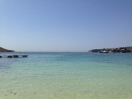 ME Mallorca: sea