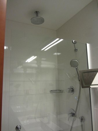 Hotel Croatia Cavtat: Rainshower head