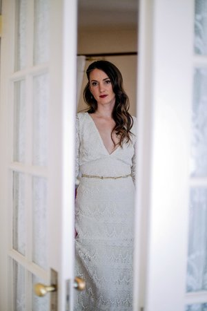 Castle Marne Bed & Breakfast: Bridal Shoot at the Castle