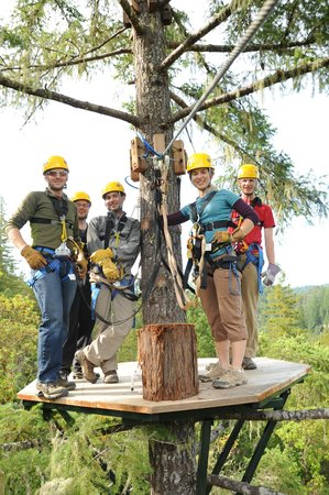 Sonoma Canopy Tours: We're waiting for you!
