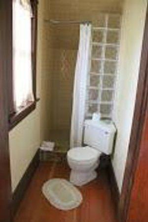 Nine Trees Inn : Sycamore Bathroom