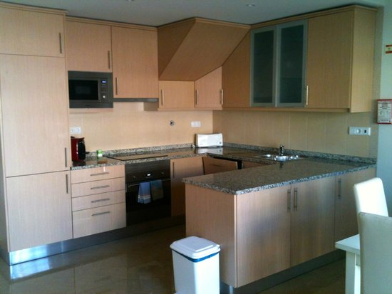 Boavista Golf Resort: Full Kitchen