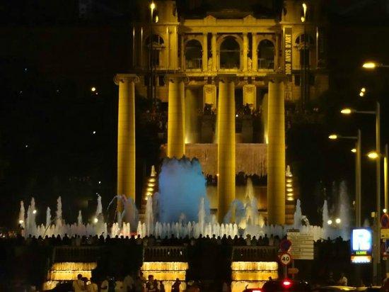Catalonia Barcelona Plaza: stunning