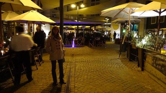 Barrio Lastarria : vila de restaurantes na Lastaria
