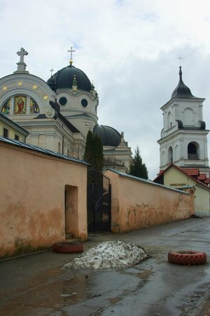 Zhovkva: Basilian Monastery and the Heart of Christ Church