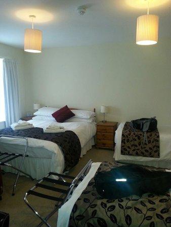 King Arthur's Arms Inn: room
