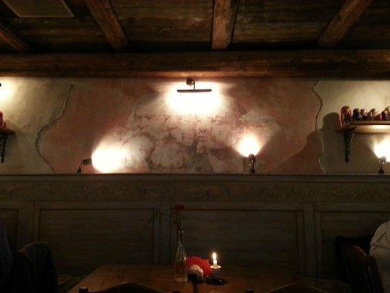 Czerwony Wieprz : Una parete