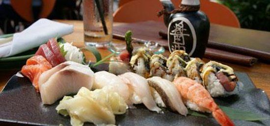 Samurai Sushi Bar and Restaurant: Samurai Sushi Bar & Restaurant, Japanese Dining in Banff