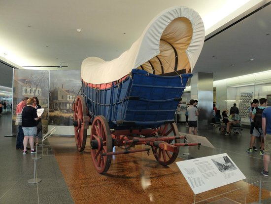 National Museum of American History: Early travel
