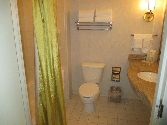 The Chattanoogan: Clean Bathroom