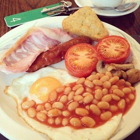 Brooklands Guest House : Breakfast