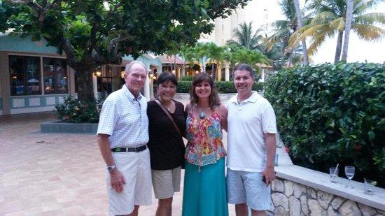 Jewel Dunn's River Beach Resort & Spa: New Friends in Jamaica