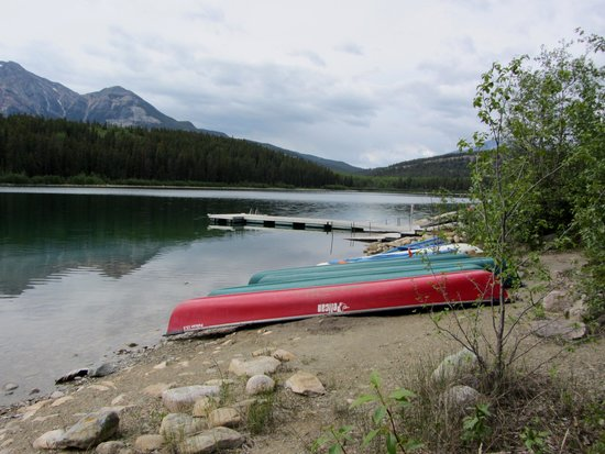 Patricia Lake Bungalows Resort : Patricia Lake