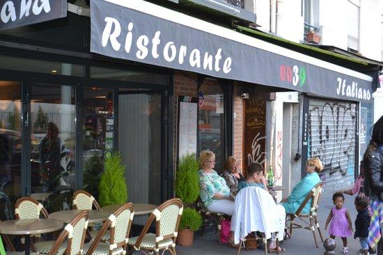 0039 Ristorante Italiano : entrata ristorante