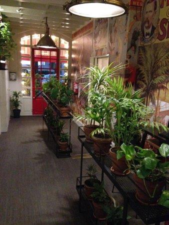Praktik Garden: Reception