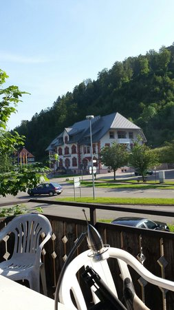Hotel Maien + Appartement-Schwarzwaldhaus: Gemeentehuis van Todtmoos