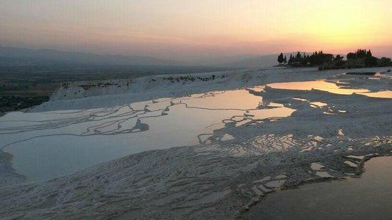 Pamukkale Thermal Pools : lindo