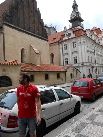 SANDEMANs NEW Europe - Prague : ponce en accion