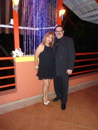 Holiday Inn San Antonio Riverwalk: Me and My Lady!
