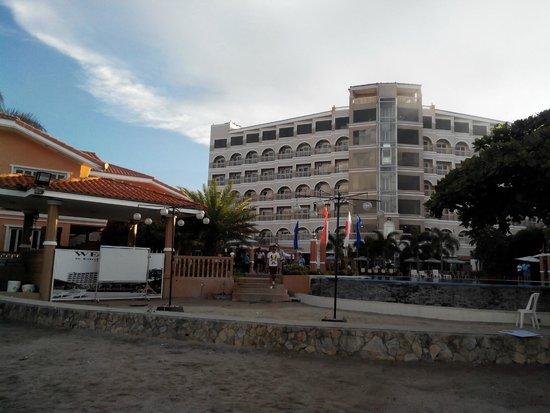 Estrellas de Mendoza Playa Resort: Beachfront