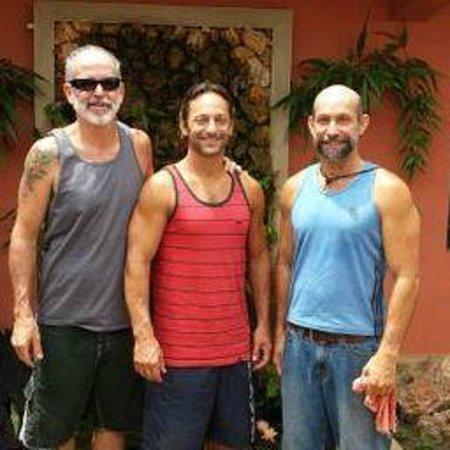 El Escondido Guest House : Incredible Hosts!