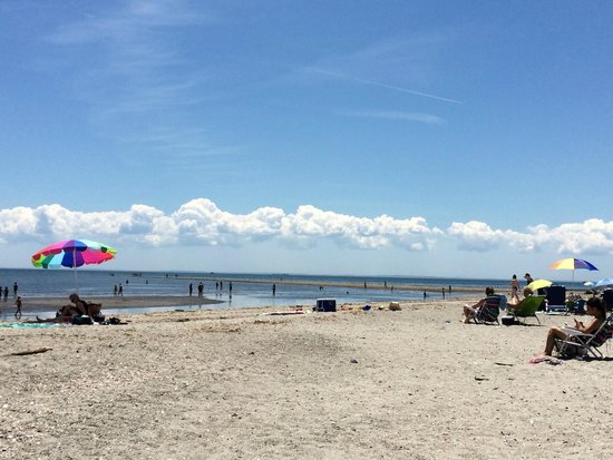 Silver Sands State Park: Day at the Beach