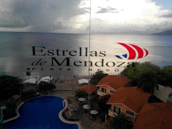 Estrellas de Mendoza Playa Resort: View from the 7th floor