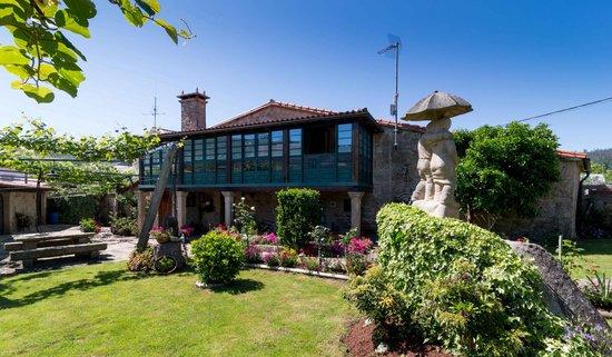 Casa de Marcelo: Jardín