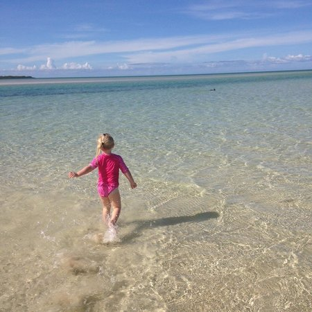 Kamalame Cay: Explore!