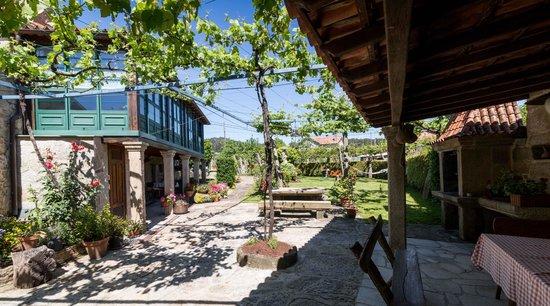 Casa de Marcelo: Barbacoa