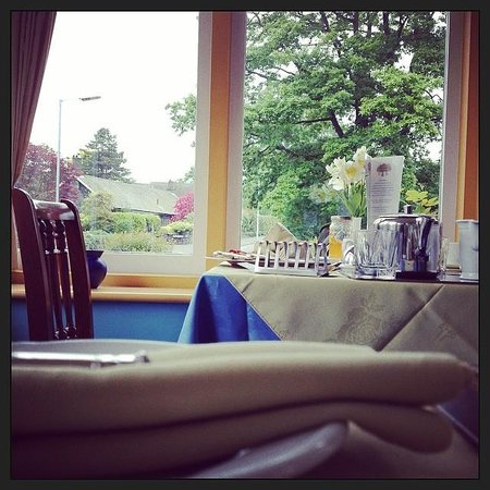 The Coppice Guest House: Dining Room